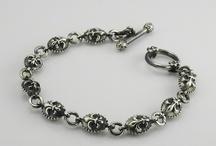 Bracelets / http://www.royal925.com/bracelets/