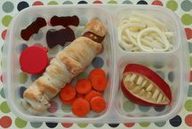 Bento lunches / by Tyra Menolascino