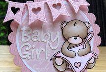 baby showerd niña