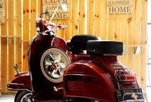 MyVespa , MyAdventure / #VespaIndonesia #VespaClassic #VespaSprint #VespaBandung #Vespa #ClassicScooter