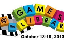 Gaming @ the Library / The Richmond Public Library is excited about gaming at the library. We would love to share and receive ideas.