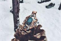 Handmade adornments