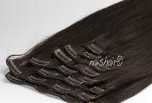 Mega Hair Tic Tac / Extensões de cabelo com presilhas tic tac de diferentes cores. São as mais comuns por sua rápida colocação. As extensões de tic tac para cabelo Nais Hair contam com uma excelente relação qualidade-preço.
