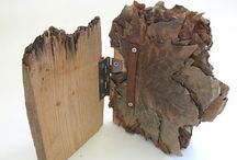 Bookbinding. Papershaping. Book - object....