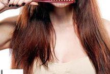Hair Fall -: thickening.