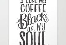 Coffee coffee coffee / Sleep when you're dead.