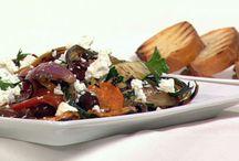 Salad & Vegetables