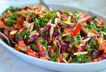 Salads / by Broadus Realty Group