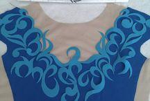 Узоры для вышивки и расшивки