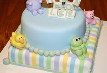 Baby Shower Cakes / Baby Shower Cakes With Instructions and Inspiring Pictures