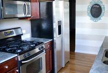 Kitchen / by Nicole Garvey