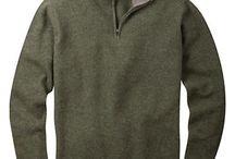 Men's Active Sweaters
