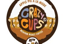 Crazy Cups flavors / Flavored Crazy Cups coffee and Hot Chocolate