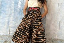 Batik cantik / All about batiks