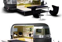 Airstream / off road trailer / teardrop