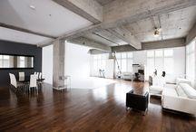 Studio interiors