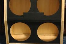 DIY guitar cabinet ideas