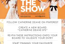 PIN TO WIN • BRIDES THE SHOW / Step into the pages of the UK's favourite bridal magazine from 30th Sept - 2nd Oct! Brides The Show brings together the very best of the bridal industry at The Business Design Centre this Autumn - making it the only place to cross off your wedding to-do list in style.  We are giving away 3 pairs of tickets to the fabulous Brides The Show held in Islington, London. The tickets will allow you and a friend to attend either Friday, Saturday, or Sunday. Winner will be announced on 23/09  Good luck!