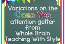 WBT / Whole Brain Teaching