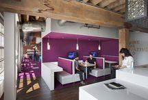 Przestrzeń tzw. socjalna (np. kuchnia, chillout roomy) / Pomysły i inspiracje na miejsce d.o odpoczywania