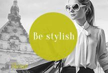 Be stylish / #stylish #fashion #flowear