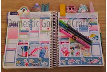 My Planner Pages