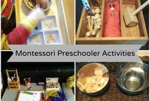 Montessori preschool / by Melissa Starks