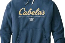Hoodies / by Cabela's