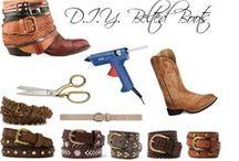 Romantic boots