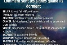 signes astrologique