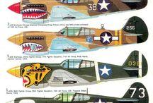 Láminas aviones