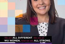 WU Women / A look at all the inspirational women at Western Union.  / by Western Union