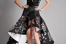 ideeën voor papierkleding