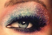 makeup. / by Jocelyn Pena