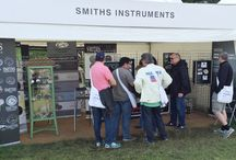 Exhibitions / CAI and SMITHS exhibit at shows all over the world and these are photos of some of our stands.