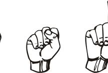 Sign Language / by Cindy Hardy