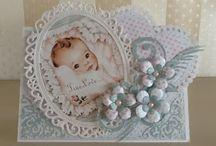 baby kaarten / babykaarten