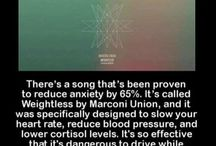 music for anxiety