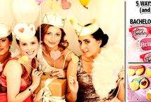 5 Ways to Enjoy (and Survive) the Bachelorette Party / If your bridesmaids have a wild night in store, here are five ways to ensure you enjoy and survive the party.  http://www.kimberleyandkev.com/5-ways-enjoy-survive-bachelorette-party/