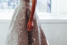 Glamourous gown