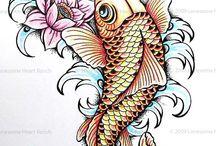 znamení ryba