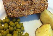 Low carb vegetarian diet / by Sarah Dallas