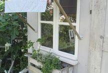 Gartenhaus fenster