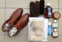 Renowacja butów Crockett & Jones - odbarwienia i zacieki solne / Na temat usuwania soli z obuwia oraz innego rodzaju detergentów, z którymi stykają się nasze buty podczas długiej i okrutnej polskiej, miejskiej zimy, krąży wiele mitów.
