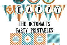 Octonauts party ideas