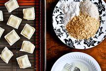 [food] small bites / by Elizabeth P.