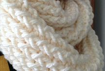 Knitting and crotchet / by Mellisa Weinert