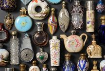 Perfume and Containers