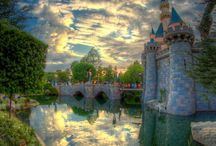 Disneyland  / by Christie Birdsong