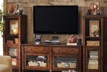 entertainment units / by Amy Caruso